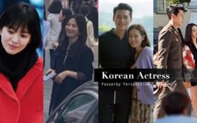 6位韩国高颜值女明星 路人镜头下的玄彬美如洋娃娃