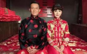 杨紫和老公结婚照片 8张结婚照你最喜欢哪张呢