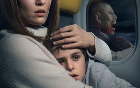 惊悚电影《血色天劫》 遭遇劫机母亲化身恶鬼保护儿子