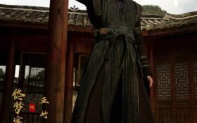 《庆余年》中的五竹原来是他演的 佟梦实人狠话不多