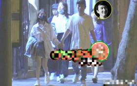 王思聪深夜与美女牵手逛街 女方不是甜仇居然是她
