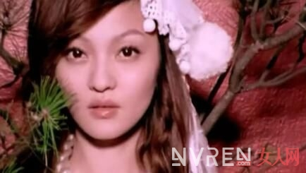 80后女歌手张韶涵 所有的歌曲都与自己有关