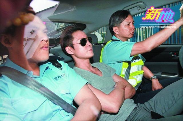 当日醉驾晨早被带返警署调查。