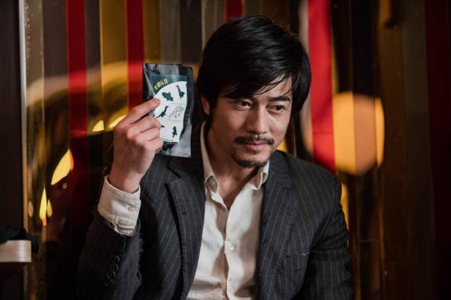 郭富城以《麦路人》获颁伦敦东亚电影节影帝殊荣。 (华映娱乐提供)