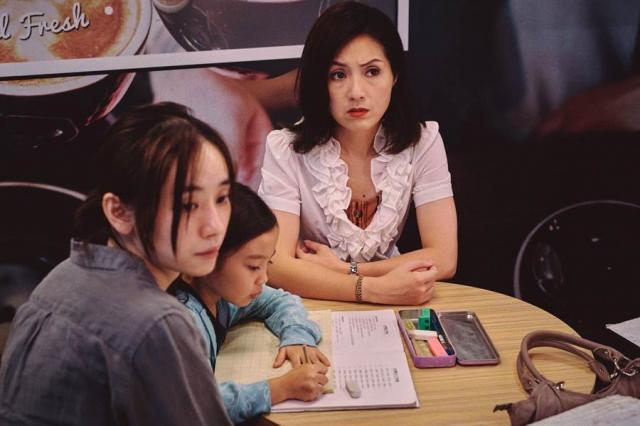 杨千嬅在电影中有感动人心的演出。 (华映娱乐提供)