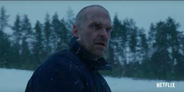 ▲▼《怪奇物语4》最新预告,吉姆哈普(Jim Hopper,大卫哈伯David Harbour饰演)没死! (图/翻摄自Netflix Asia)