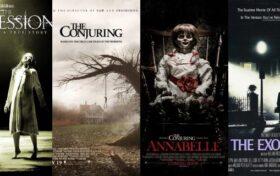 许多影迷都非常沉迷观看恐怖电影,虽然又害怕,但却又渴望观看。 (网上图片)