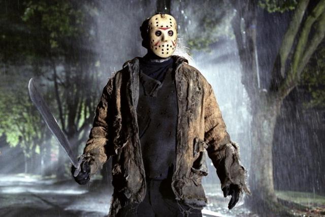 《十三號星期五》系列電影是美國80年代著名的低成本恐怖片。(劇照)