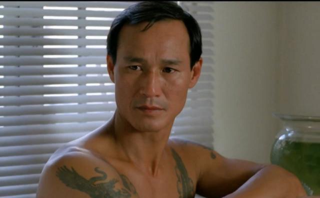 77岁武打影星陈惠敏首度开腔认有肺癌。 (电影截图)