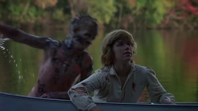 杰森魔虽然在《十三号星期五》出现,但他并非电影中的杀手。 (《十三号星期五》剧照)